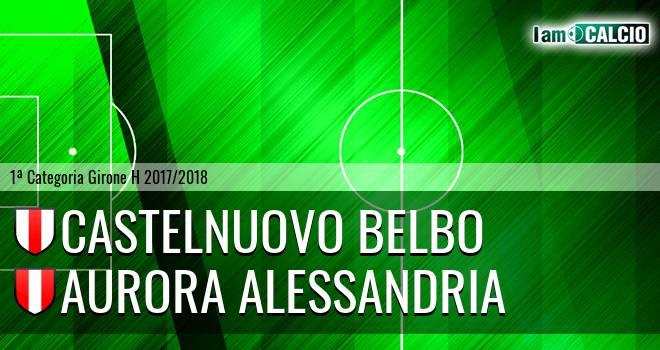 Castelnuovo Belbo - Aurora Alessandria