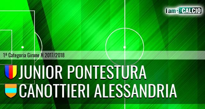 Junior Pontestura - Canottieri Alessandria
