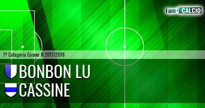 BonBon Lu - Cassine