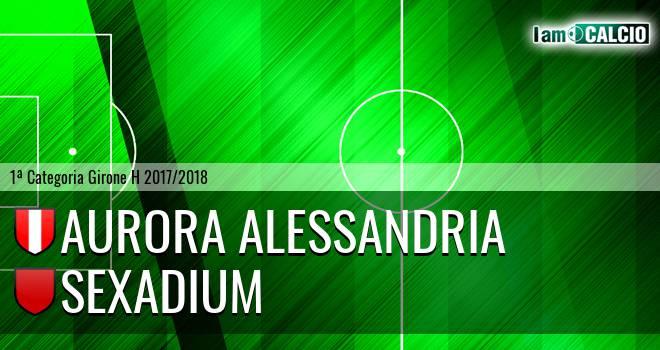 Aurora Alessandria - Sexadium