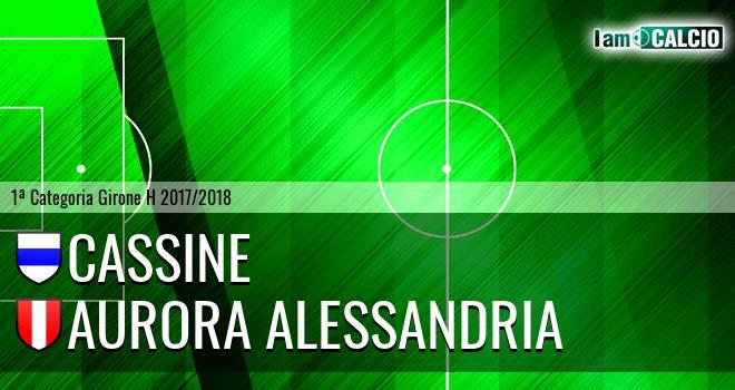 Cassine - Aurora Alessandria