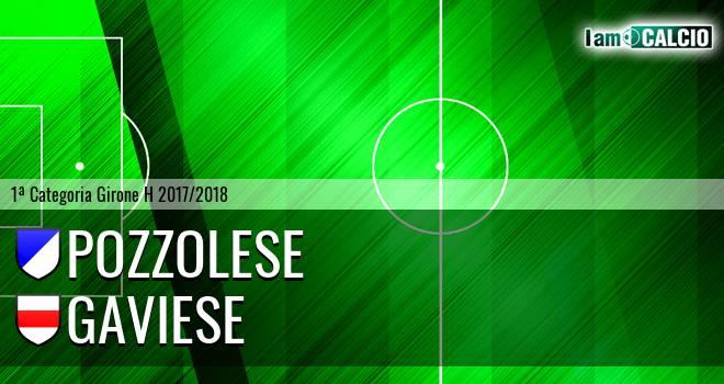 Pozzolese - Gaviese