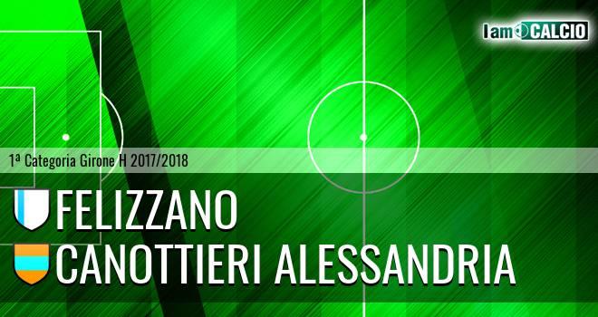 Felizzano - Canottieri Alessandria