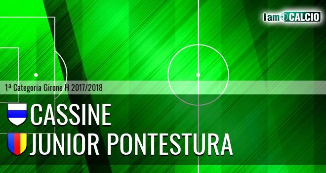 Cassine - Junior Pontestura