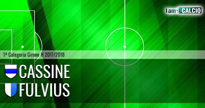 Cassine - Fulvius