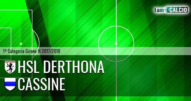 HSL Derthona - Cassine