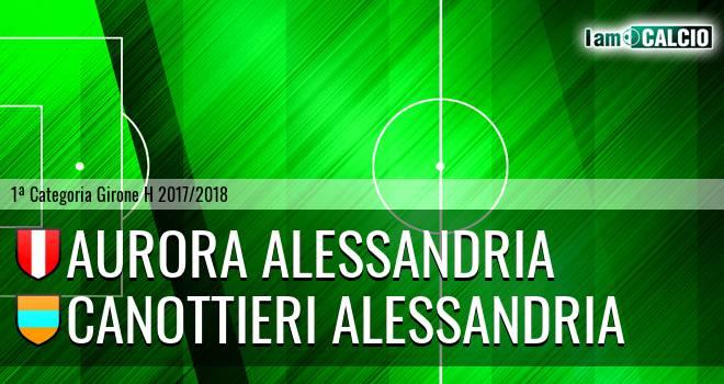 Aurora Alessandria - Canottieri Alessandria