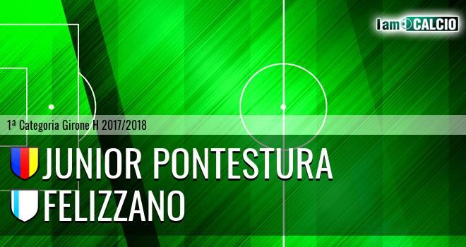 Junior Pontestura - Felizzano