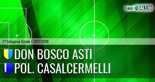 Don Bosco Asti - Pol. Casalcermelli