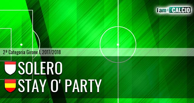 Solero - Stay O' Party