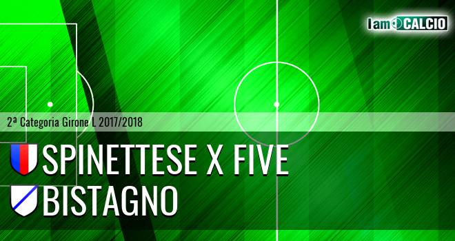 Spinettese X Five - Bistagno