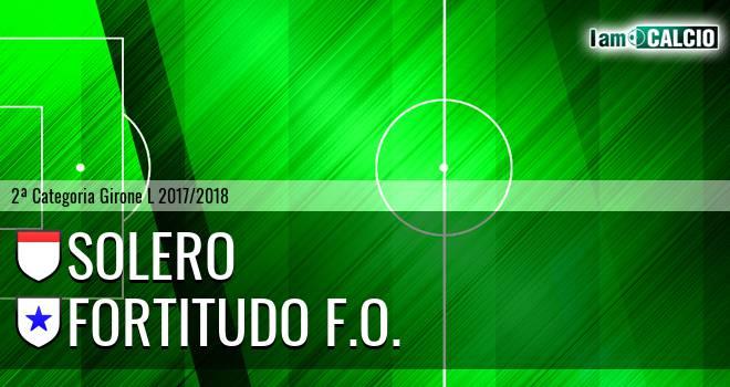 Solero - Fortitudo F.O.