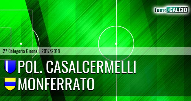 Pol. Casalcermelli - Monferrato
