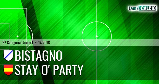 Bistagno - Stay O' Party