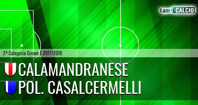 Calamandranese - Pol. Casalcermelli