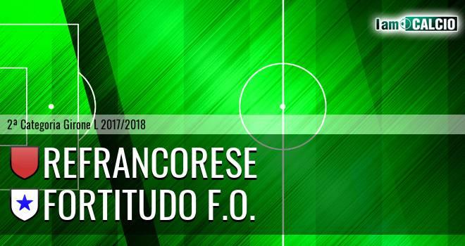 Refrancorese - Fortitudo F.O.