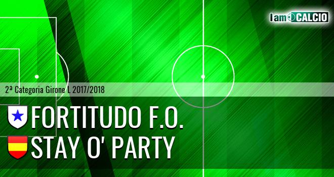 Fortitudo F.O. - Stay O' Party