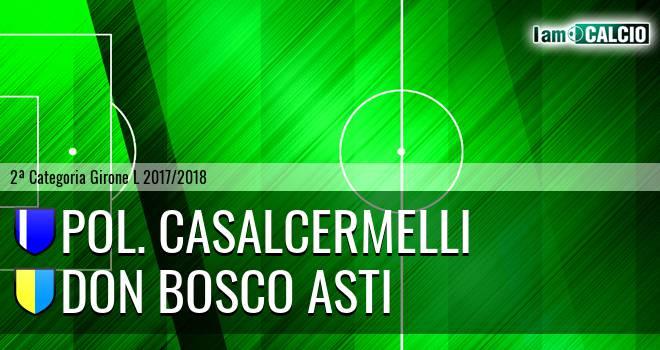 Pol. Casalcermelli - Don Bosco Asti
