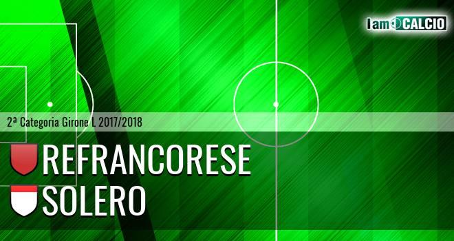 Refrancorese - Solero