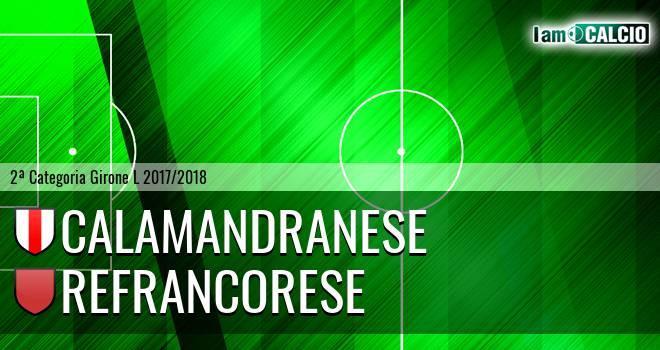Calamandranese - Refrancorese