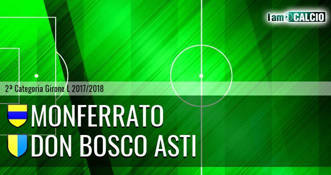 Monferrato - Don Bosco Asti