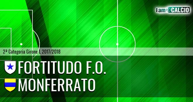 Fortitudo F.O. - Monferrato