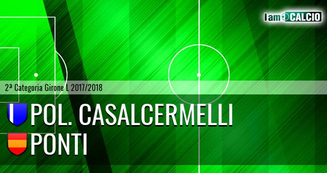 Pol. Casalcermelli - Ponti