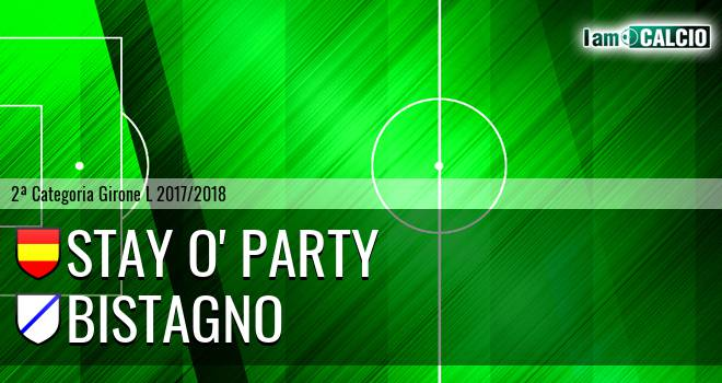 Stay O' Party - Bistagno