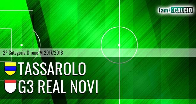 Tassarolo - G3 Real Novi