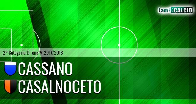 Cassano - Casalnoceto