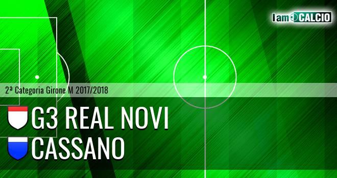 G3 Real Novi - Cassano