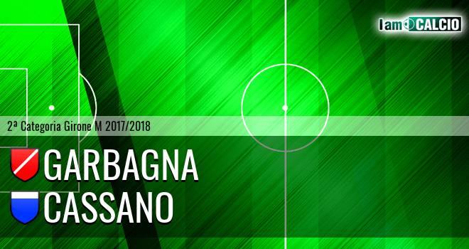 Garbagna - Cassano