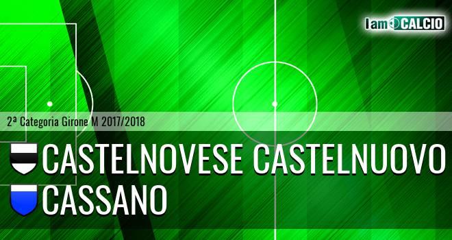 Castelnovese Castelnuovo - Cassano
