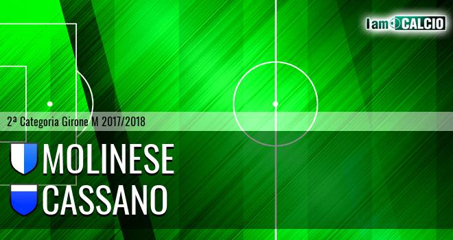 Molinese - Cassano