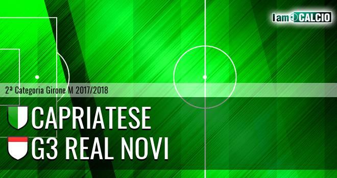 Capriatese - G3 Real Novi