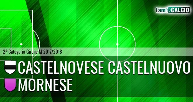 Castelnovese Castelnuovo - Mornese