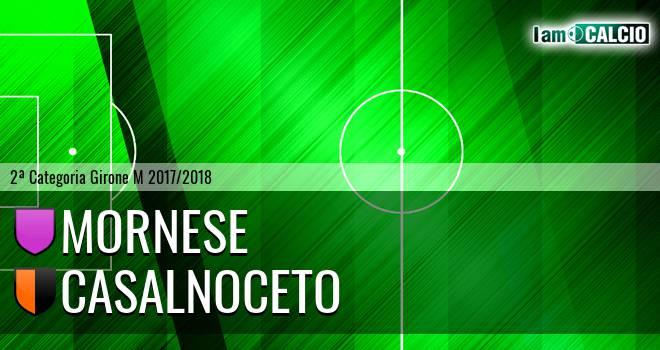 Mornese - Casalnoceto