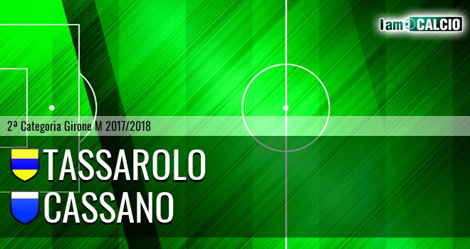 Tassarolo - Cassano