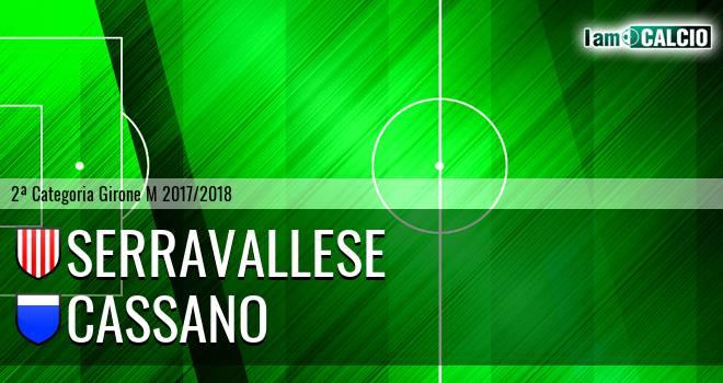 Serravallese - Cassano