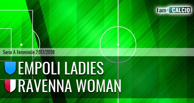 Empoli Ladies - Ravenna Woman