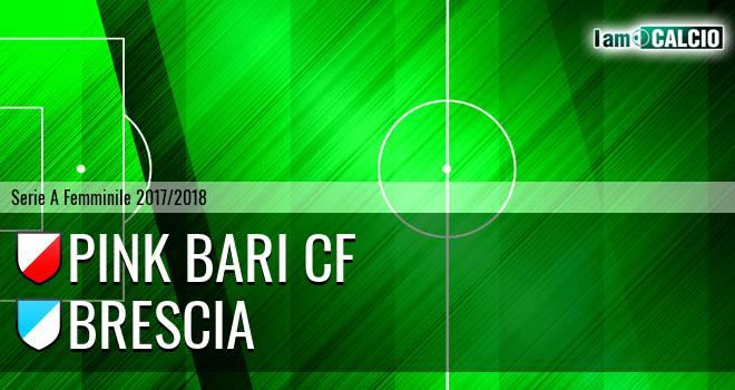 Pink Bari Cf - Brescia