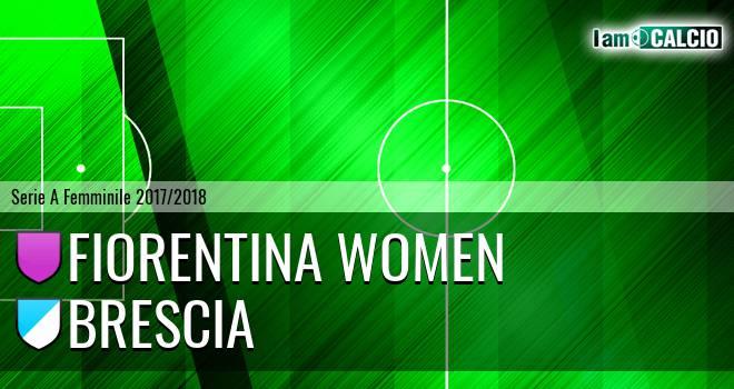 Fiorentina Women - Brescia