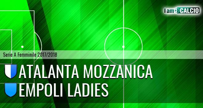 Atalanta Mozzanica - Empoli Ladies