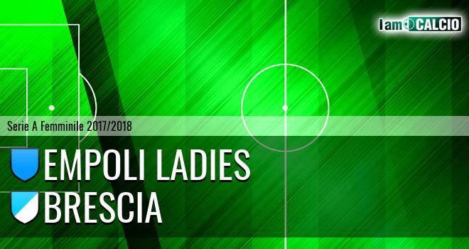 Empoli Ladies - Brescia
