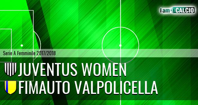 Juventus Women - Fimauto Valpolicella
