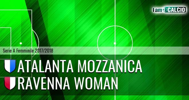 Atalanta Mozzanica - Ravenna Woman