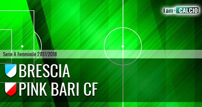 Brescia - Pink Bari Cf