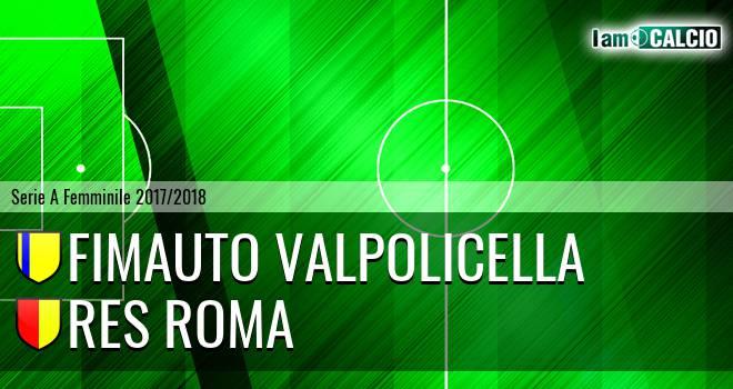 Fimauto Valpolicella - Res Roma