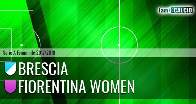 Brescia - Fiorentina Women