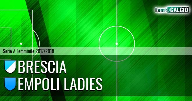 Brescia Femminile - Empoli Ladies